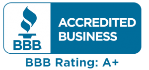 BBB accredited business Ratin A+